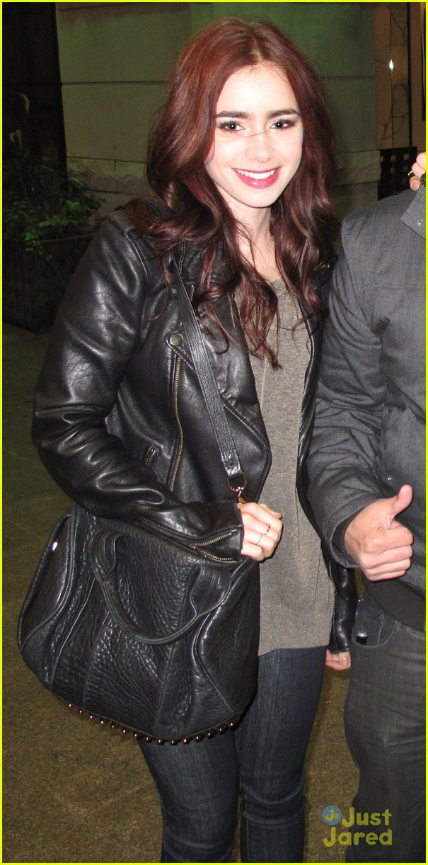 lily collins jamie bower mortal set 03