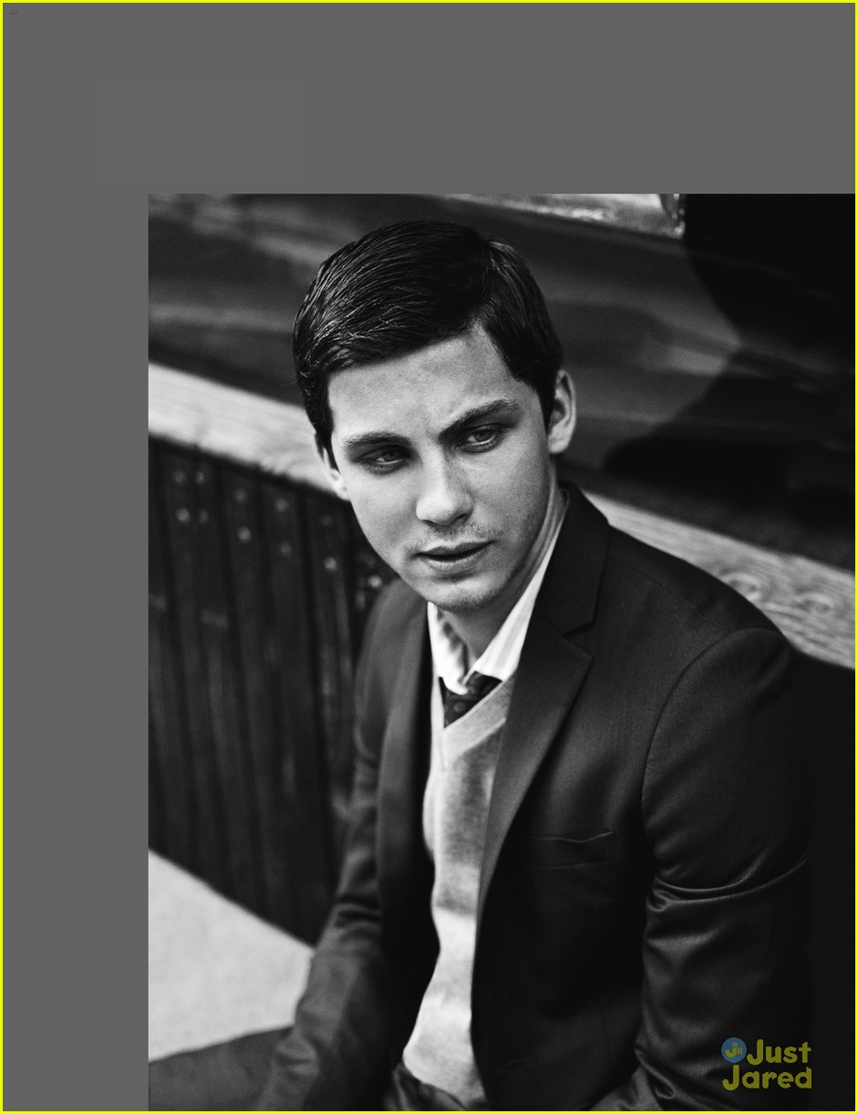 logan lerman visual tales 11