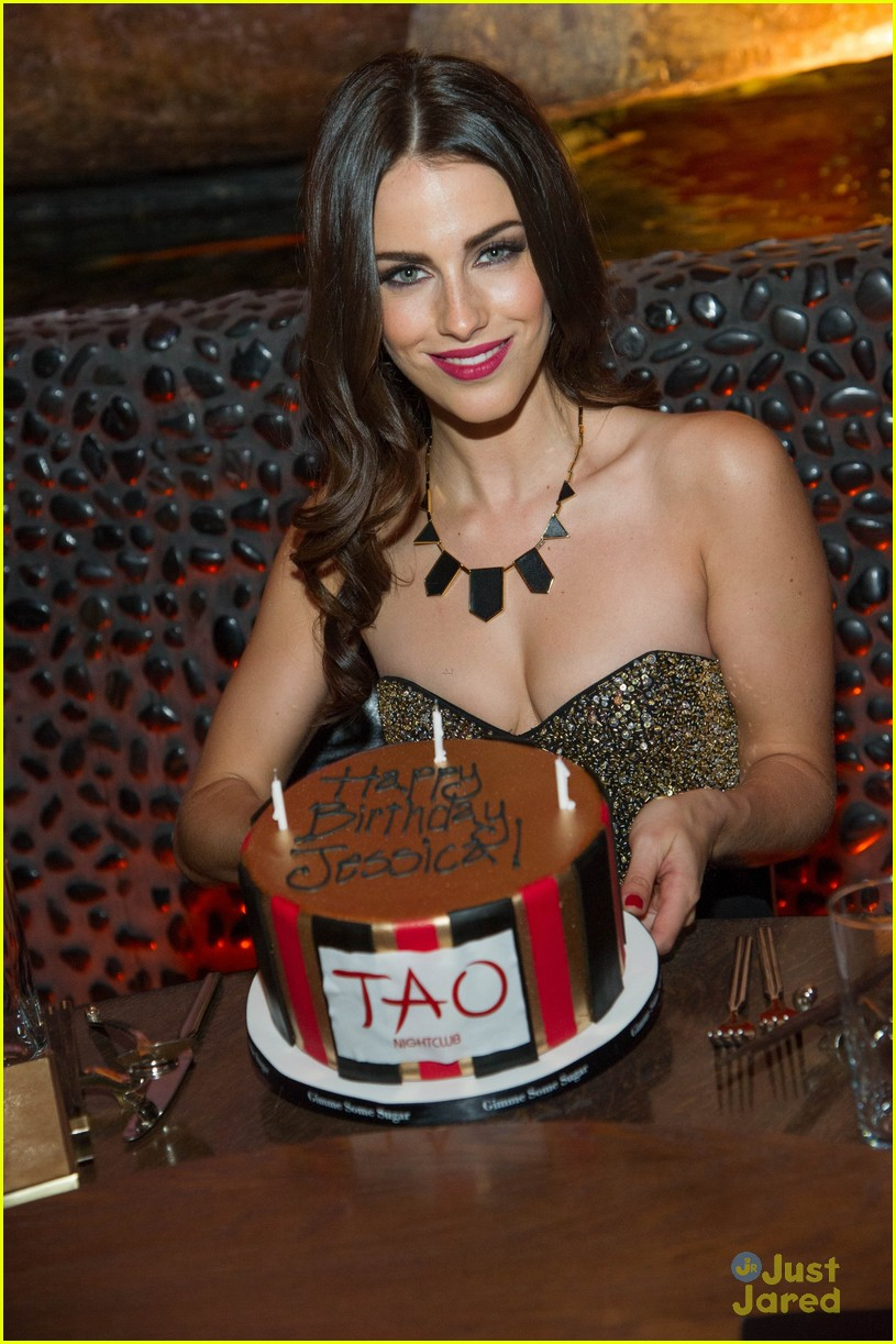 jessica lowndes tao vegas bday 04