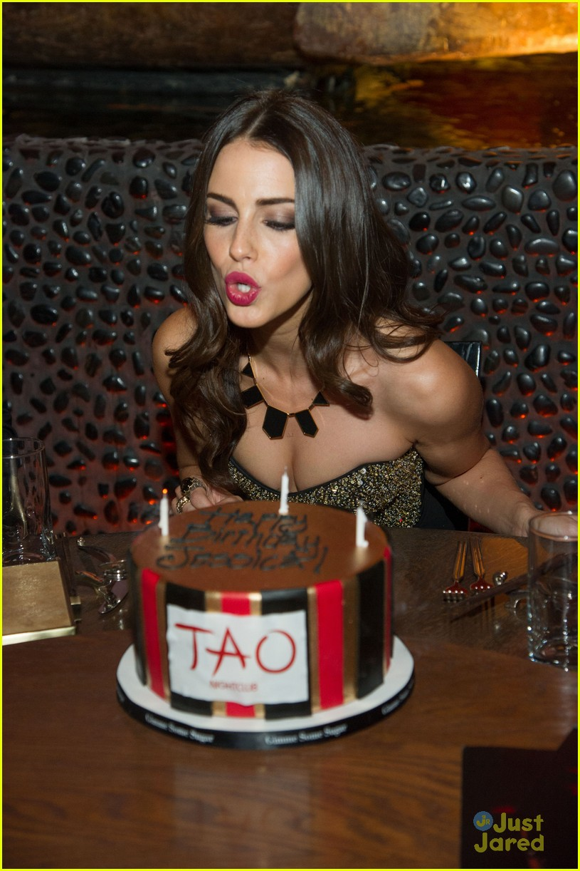 jessica lowndes tao vegas bday 09
