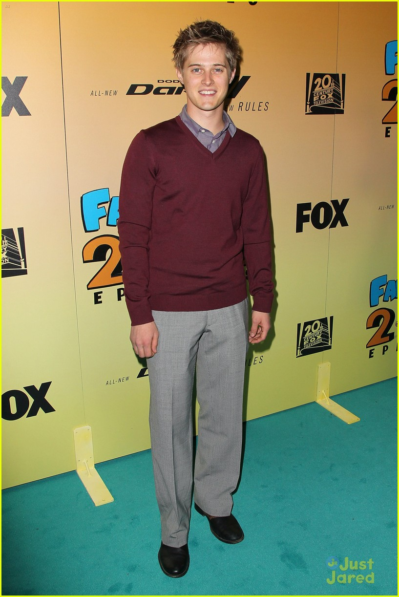 lucas grabeel family guy 05