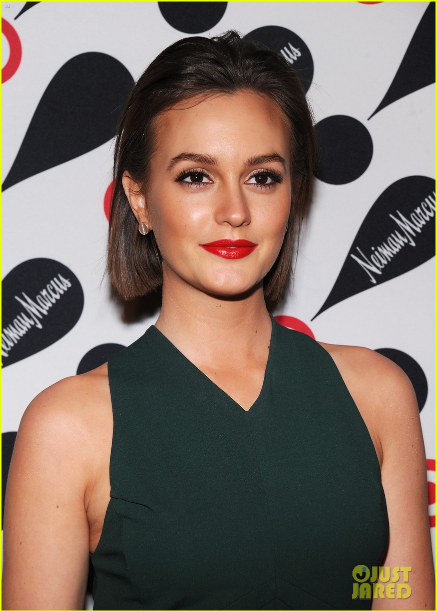 leighton meester target event 04