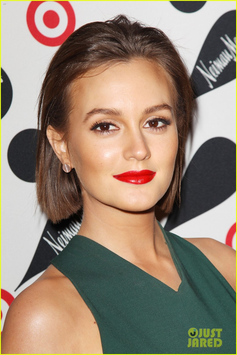 leighton meester target event 07