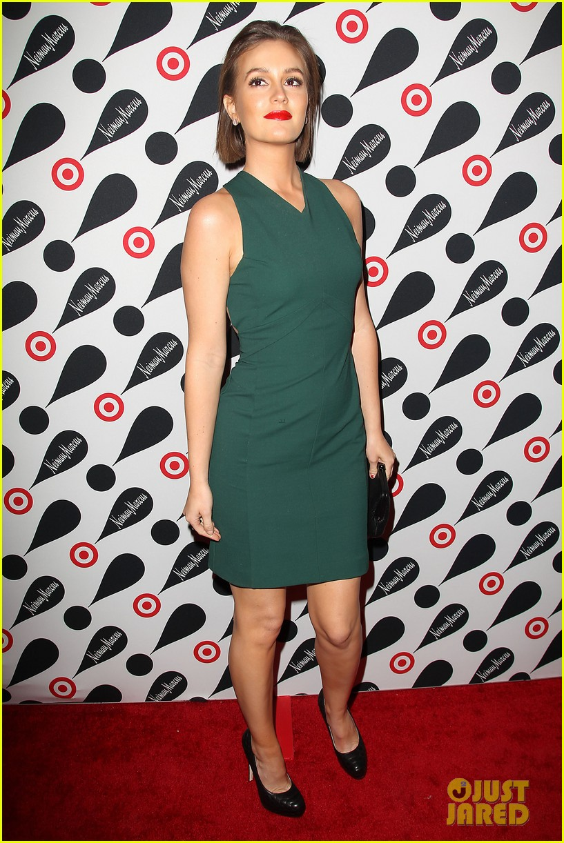 leighton meester target event 09