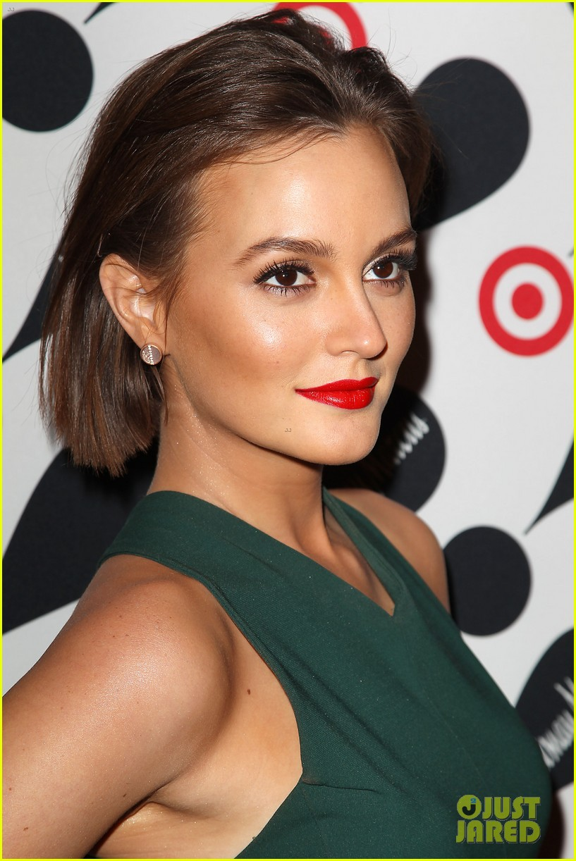 leighton meester target event 12
