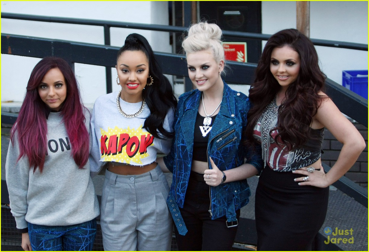 little mix do oop itv 13