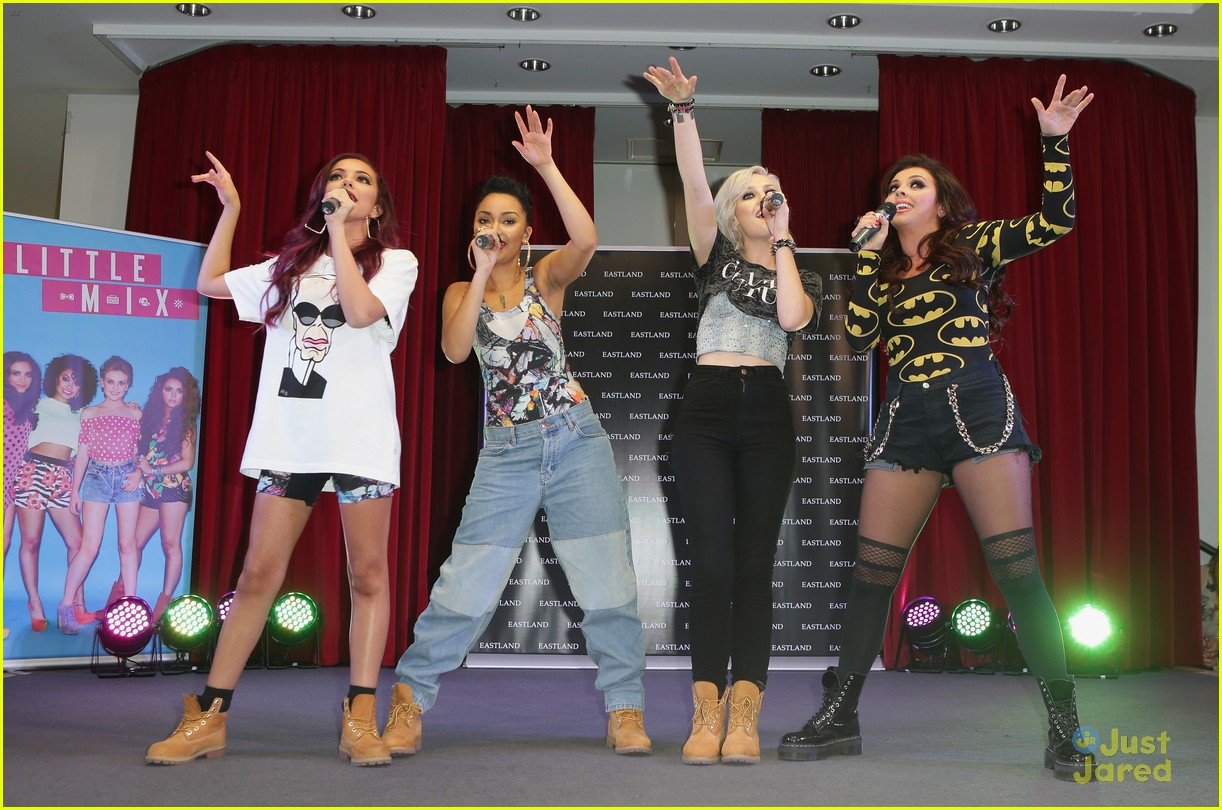 little mix melbourne stop 09