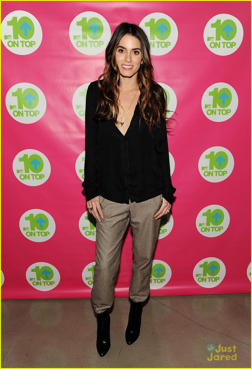 nikki reed 10 on top 06
