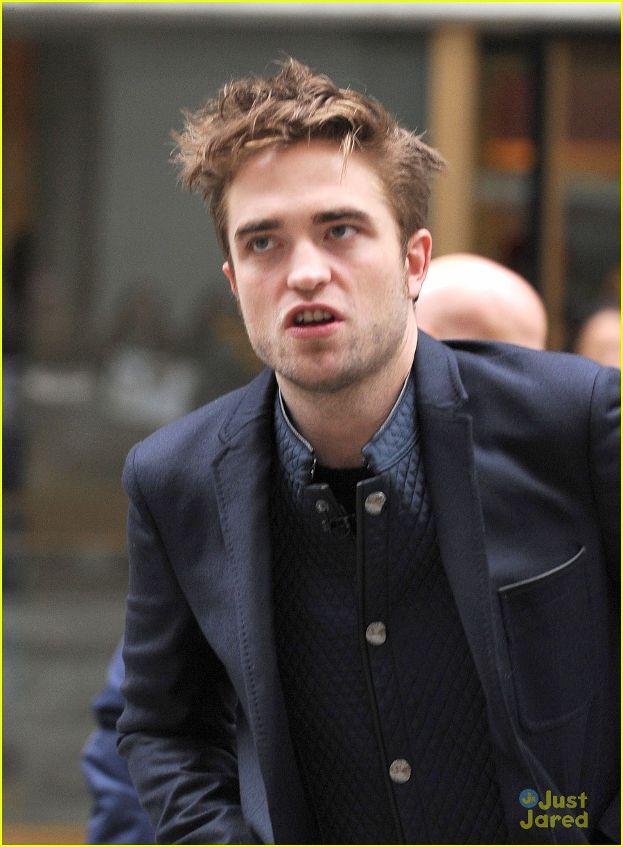 rob pattinson today show stop 11