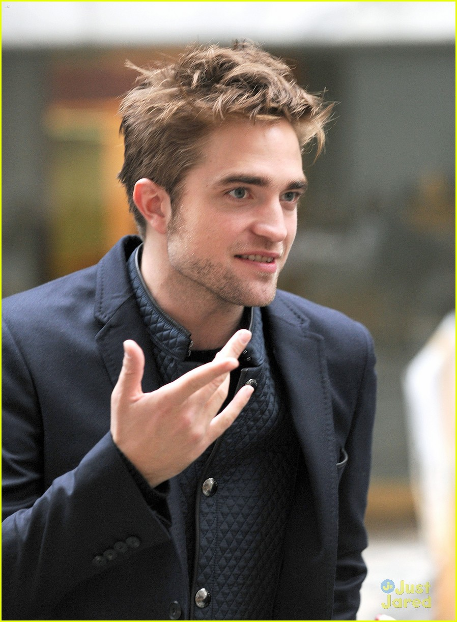 rob pattinson today show stop 14