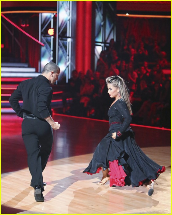 shawn johnson fusion dwts 08
