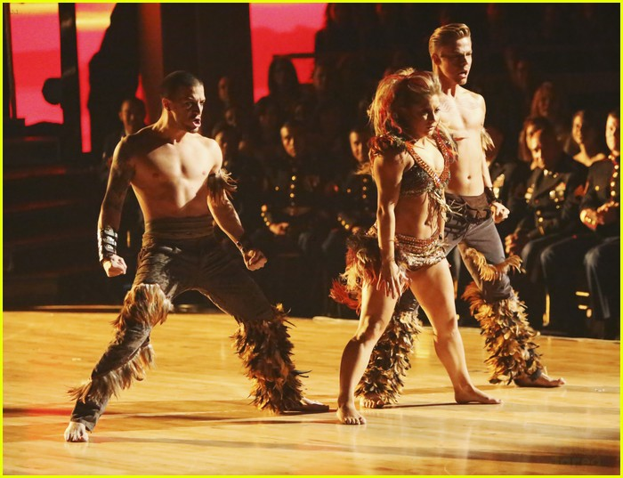 shawn johnson tribal samba waltz 09
