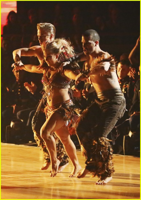 shawn johnson tribal samba waltz 13