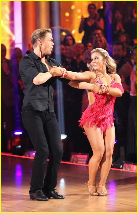 shawn johnson derek hough second dwts 15