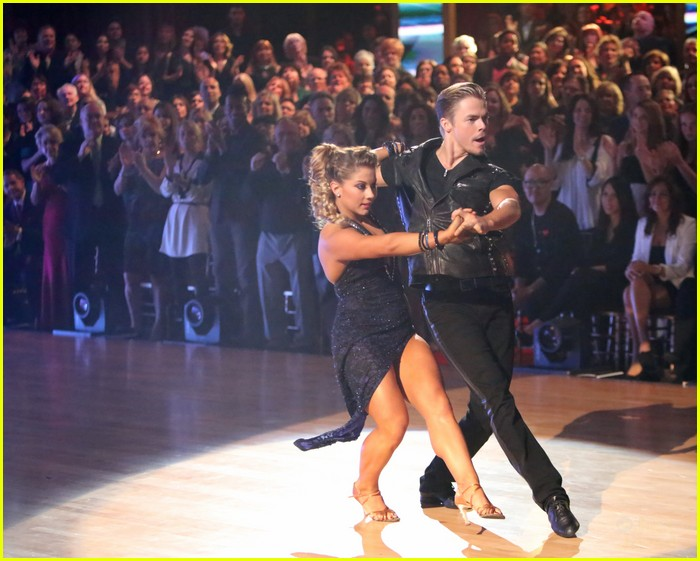 shawn johnson derek hough bad dwts 01