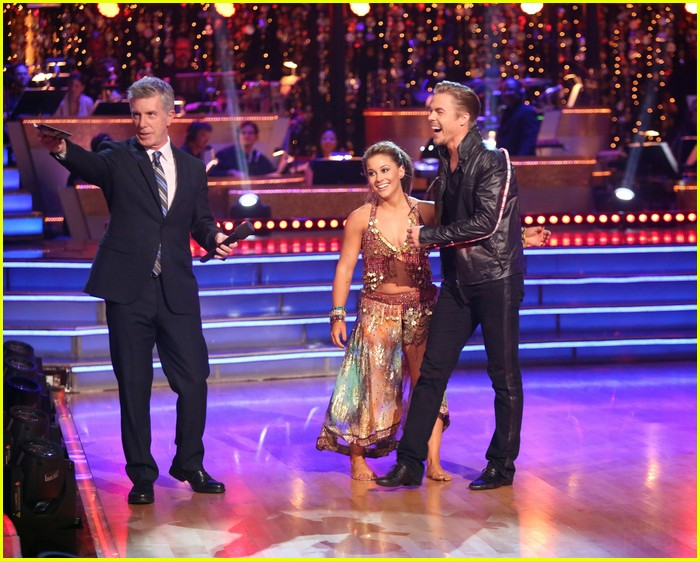 shawn johnson derek hough bad dwts 15