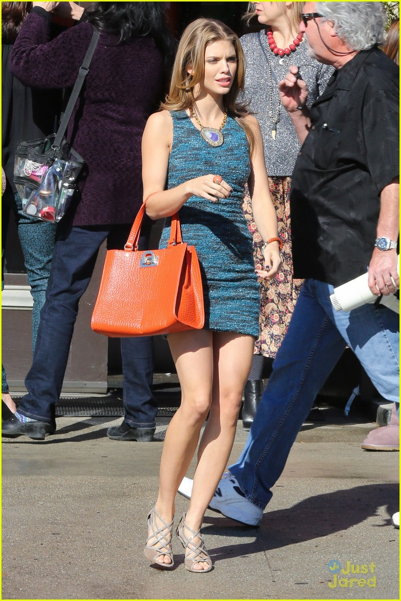 shenae jessica annalynne 90210 filming 02