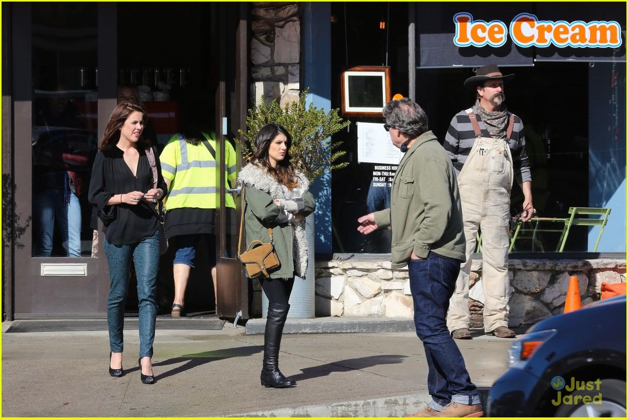 shenae jessica annalynne 90210 filming 09