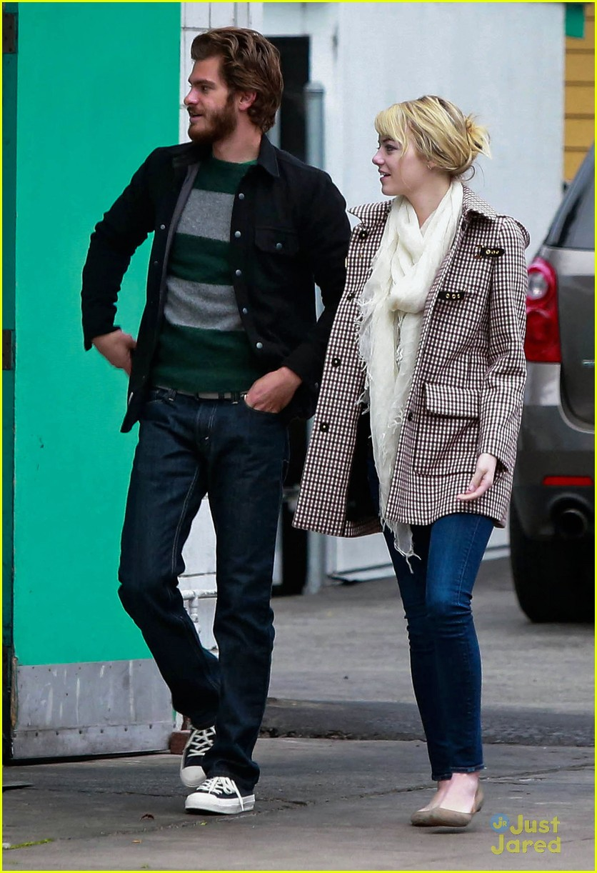 emma stone andrew garfield taqueria two 06