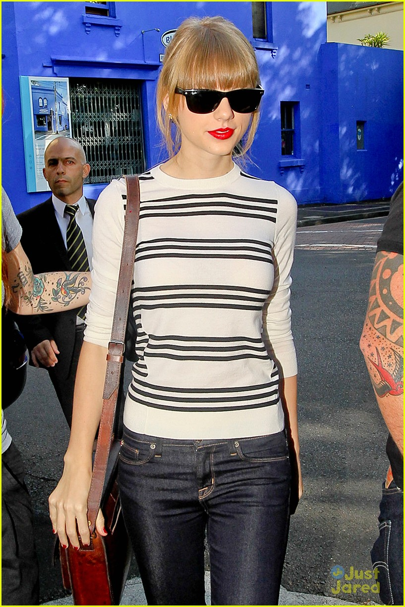 taylor swift bills breakfast 10