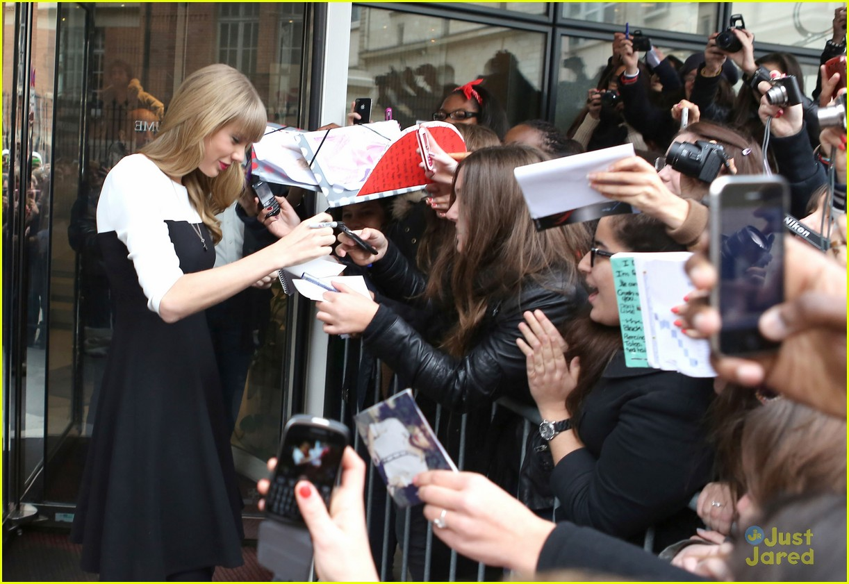 taylor swift nrj paris 07