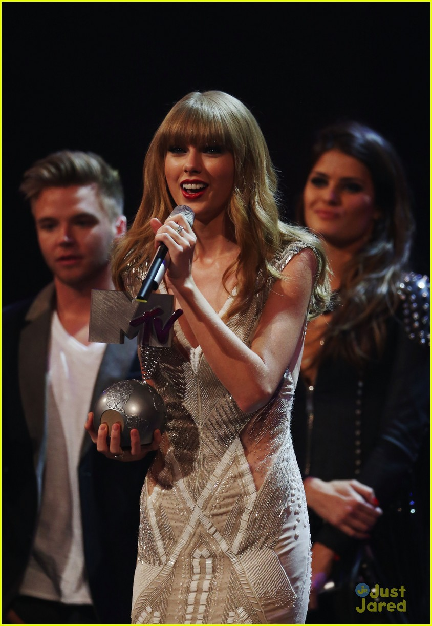 taylor swift 2012 mtv emas 30