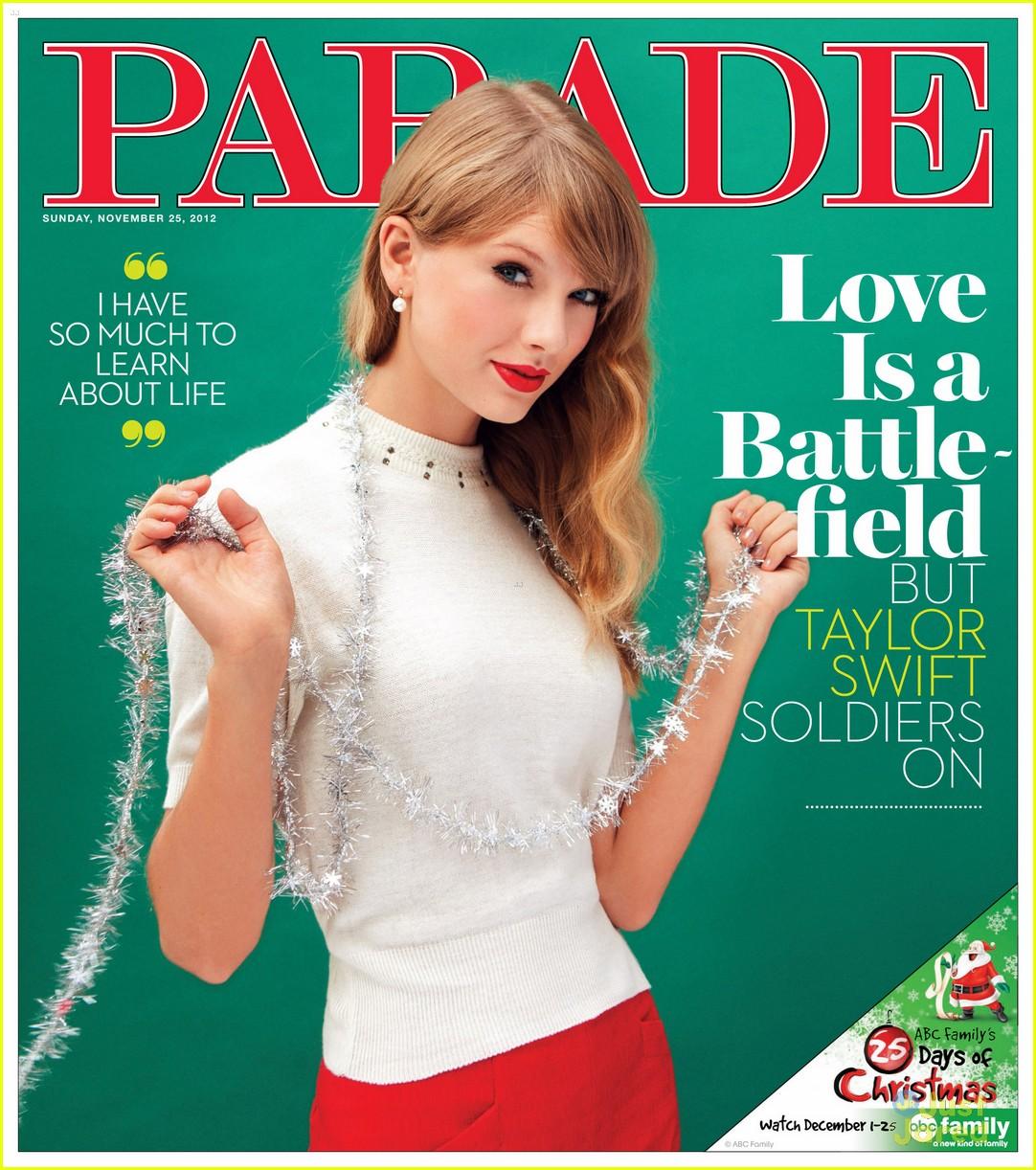 taylor swift parade mag 01