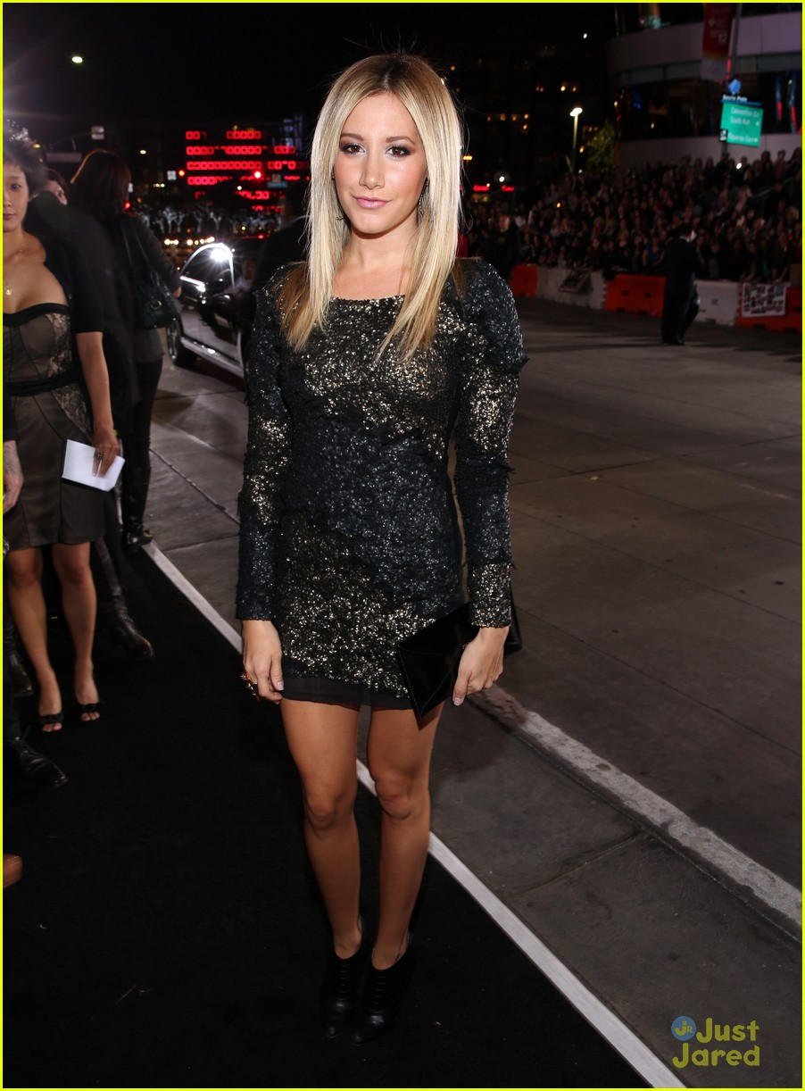 ashley tisdale bd premiere 11
