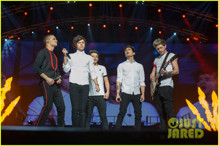 one direction madison square garden 23