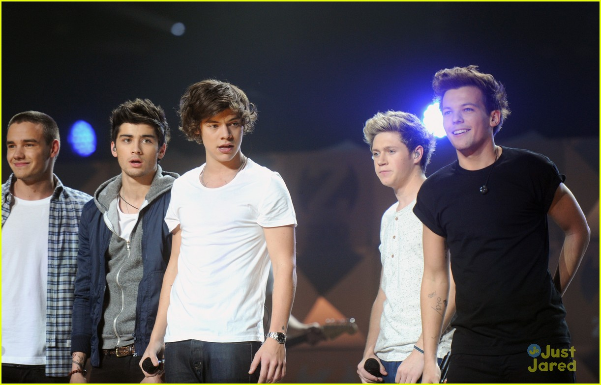 one direction z100 jingle ball 12