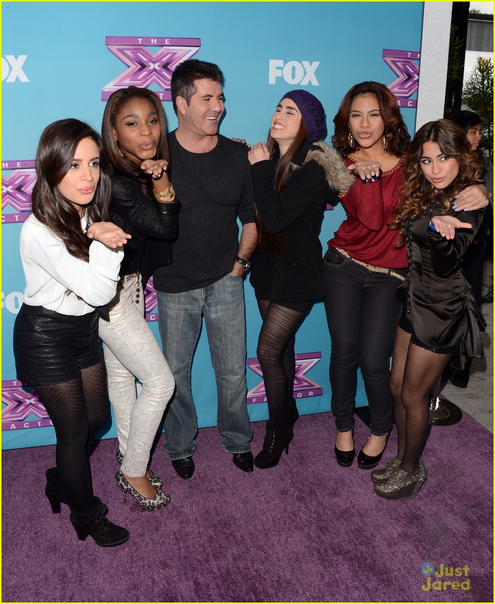 fifth harmony xfactor conference 10