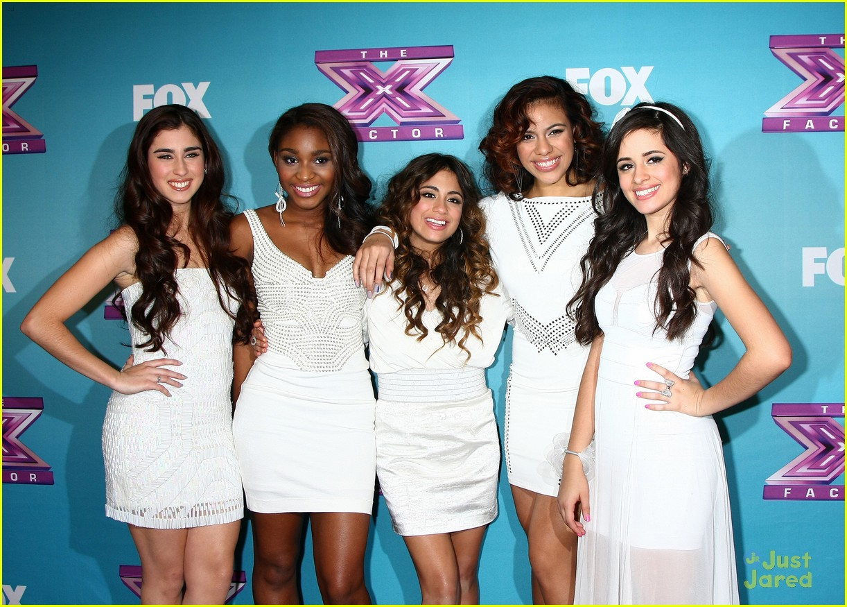 fifth harmony xfactor final party 03