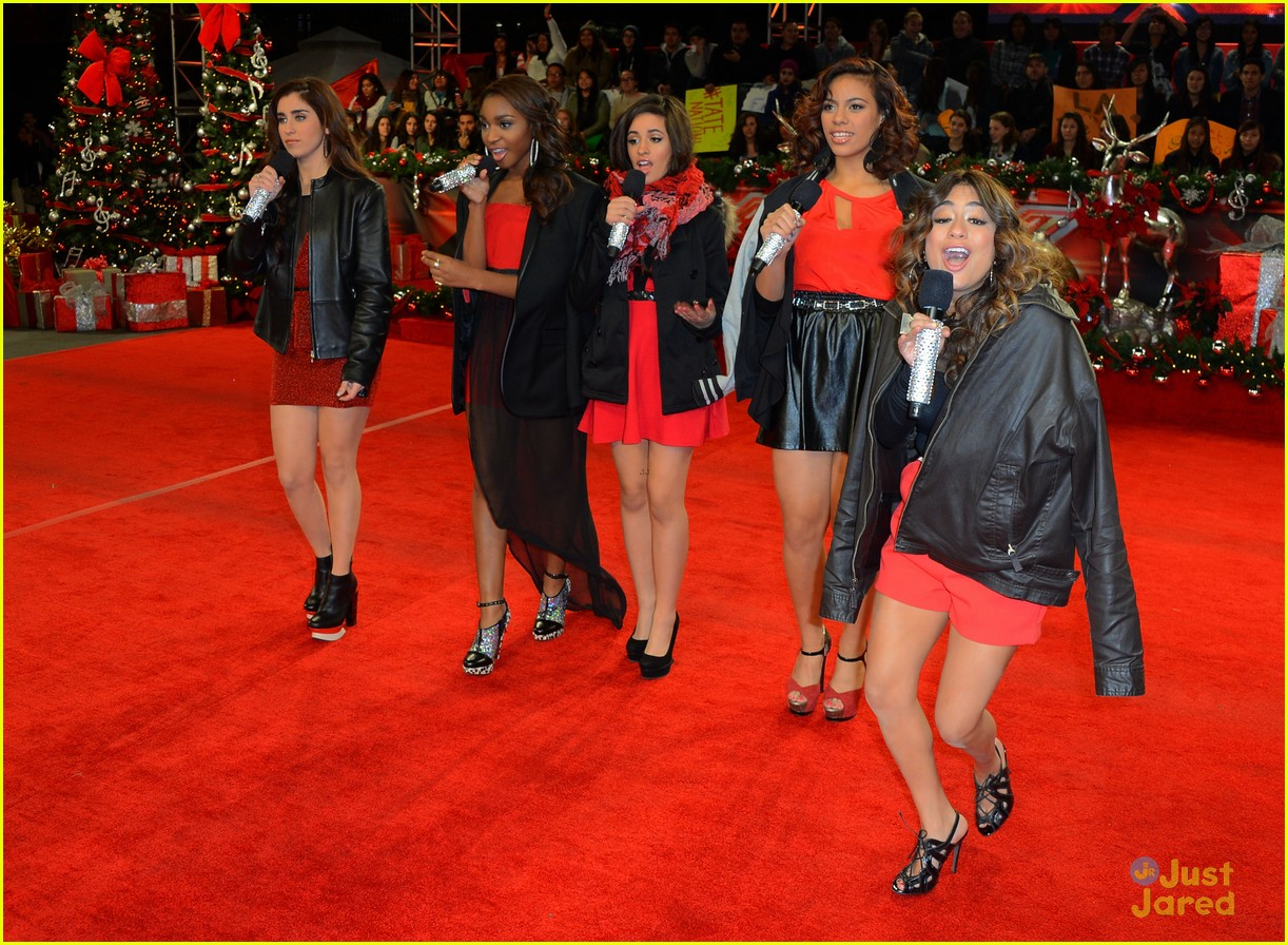 fifth harmony xfactor final party 07