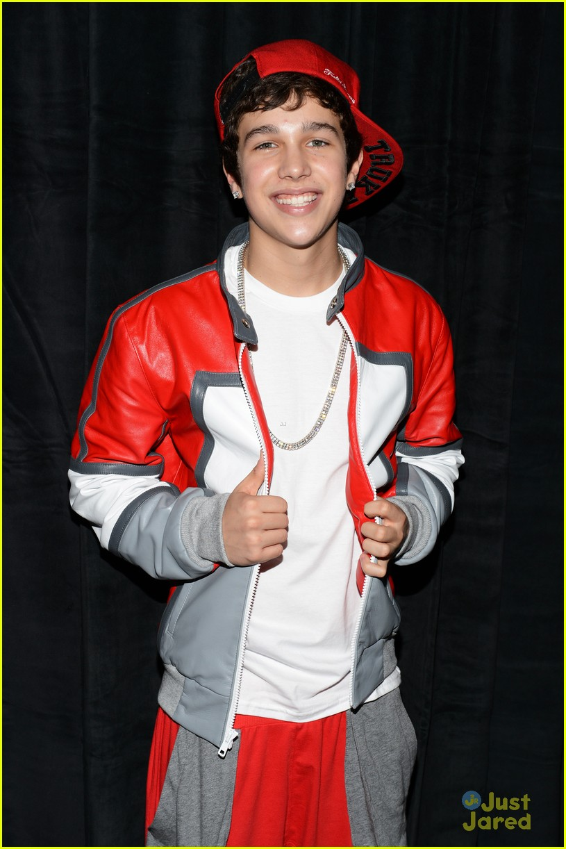 austin mahone y100 jingle ball 10
