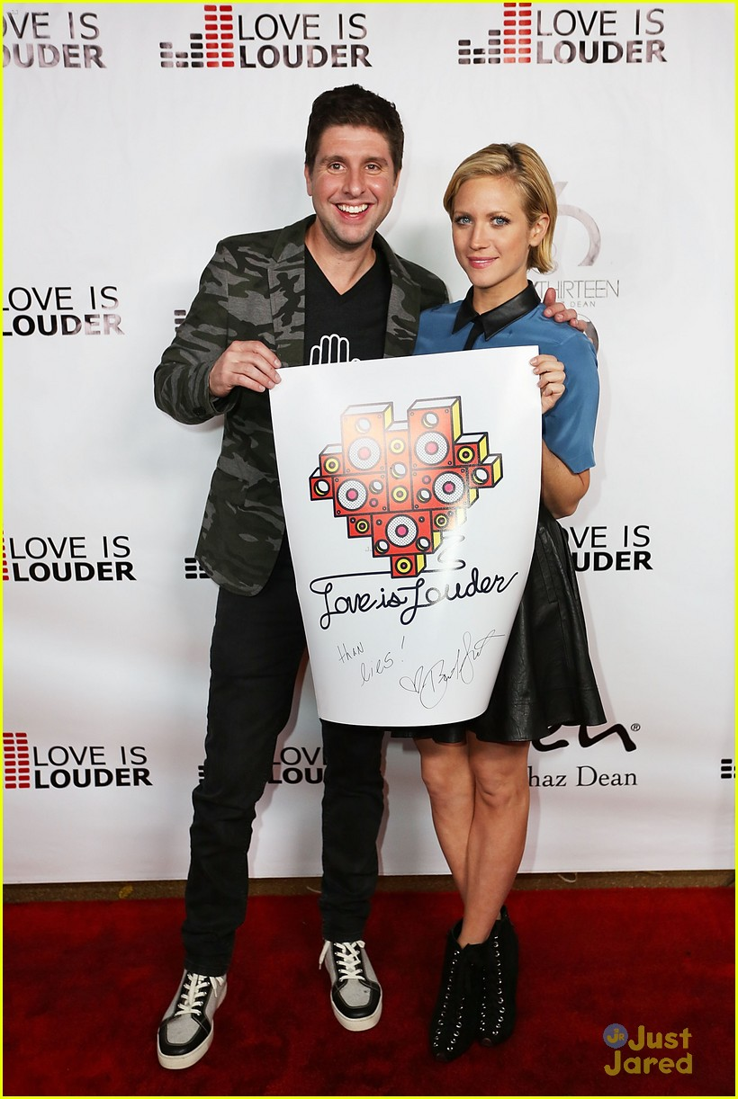 brittany snow chaz dean party 12