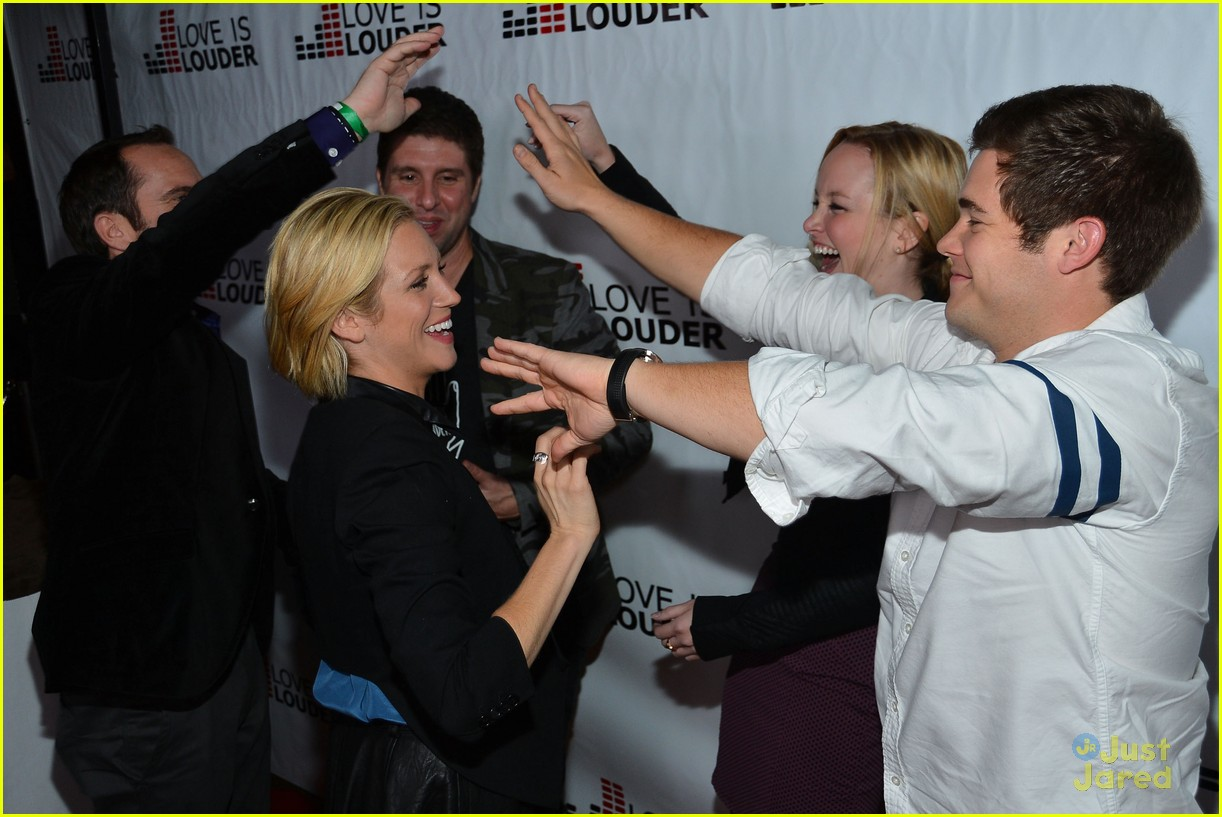 brittany snow chaz dean party 15