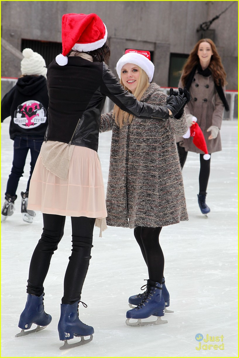 bunheads winter wonderland 12