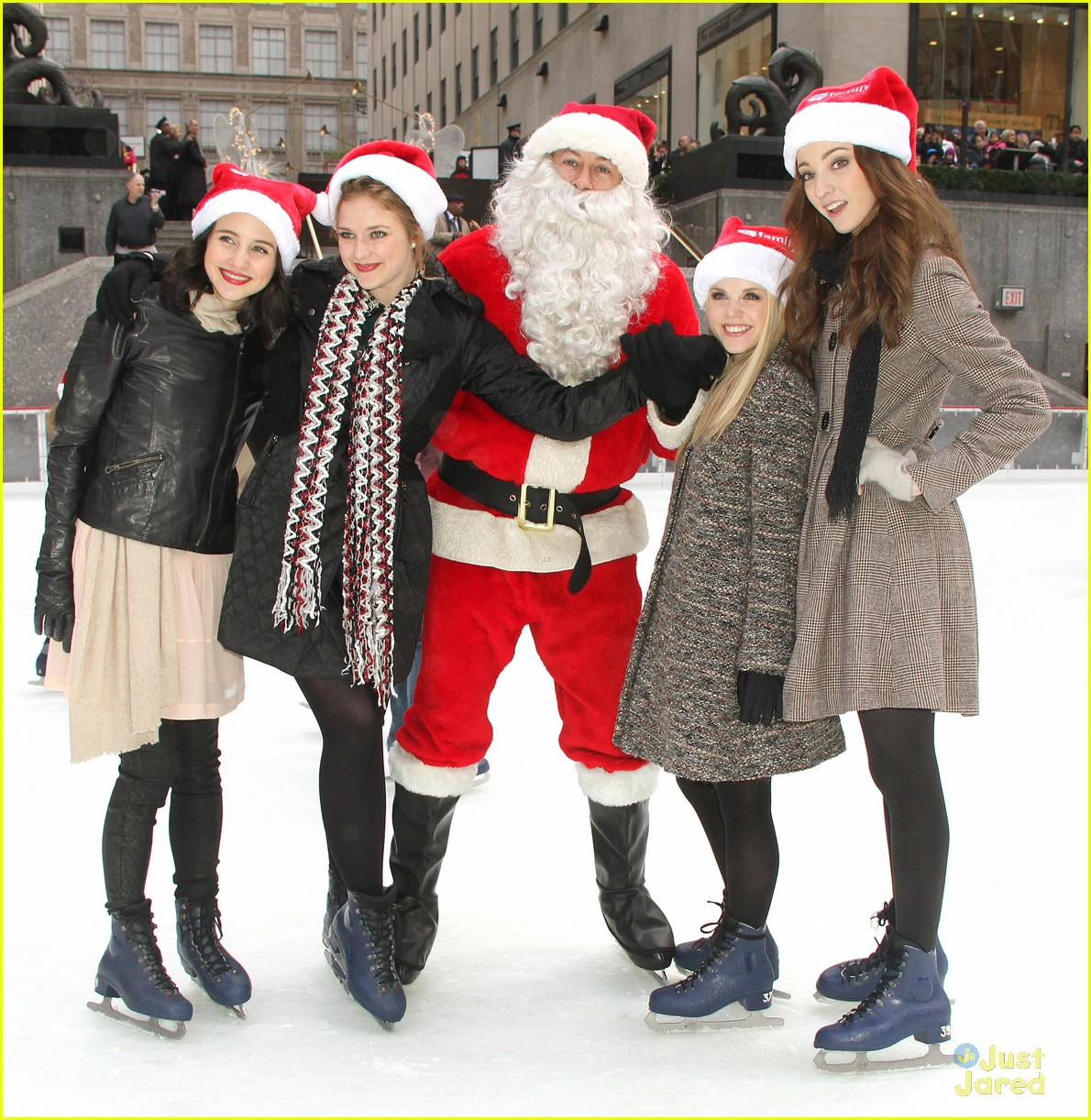 bunheads winter wonderland 32