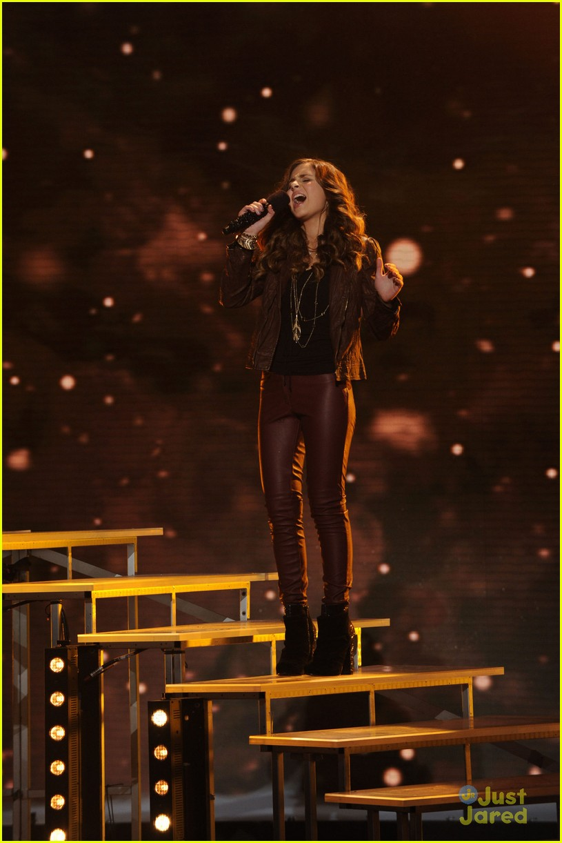 carly rose sonenclar xfactor 2nd 07