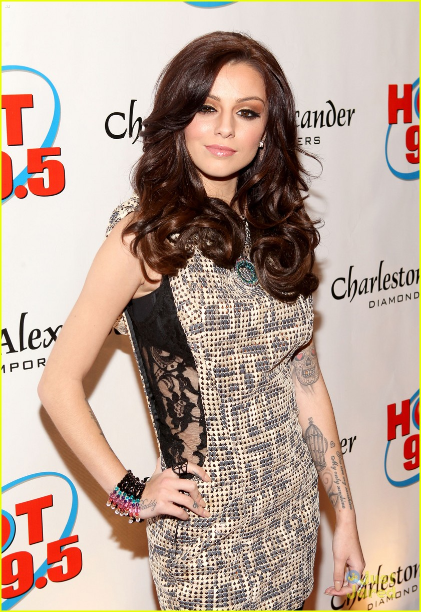 cher lloyd dc jingle ball 11