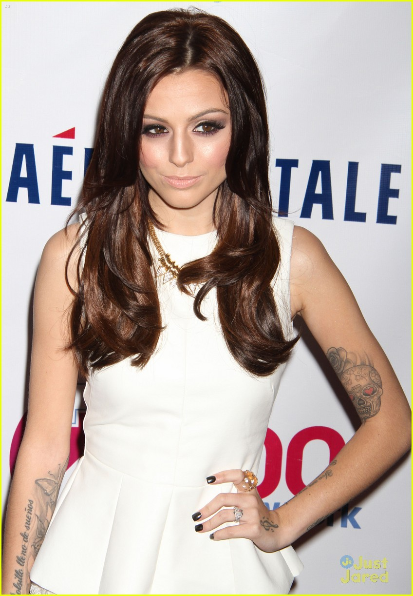 cher lloyd z100 jingle ball 06