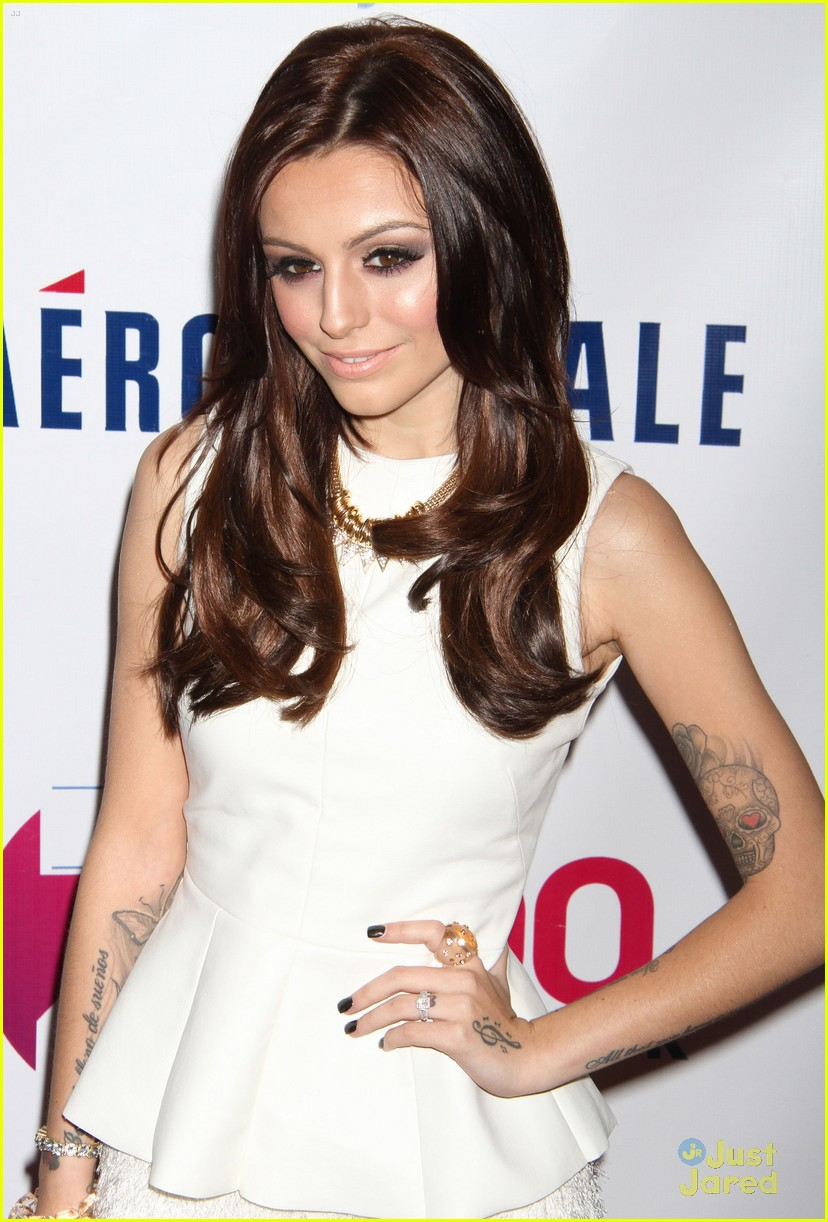 cher lloyd z100 jingle ball 08
