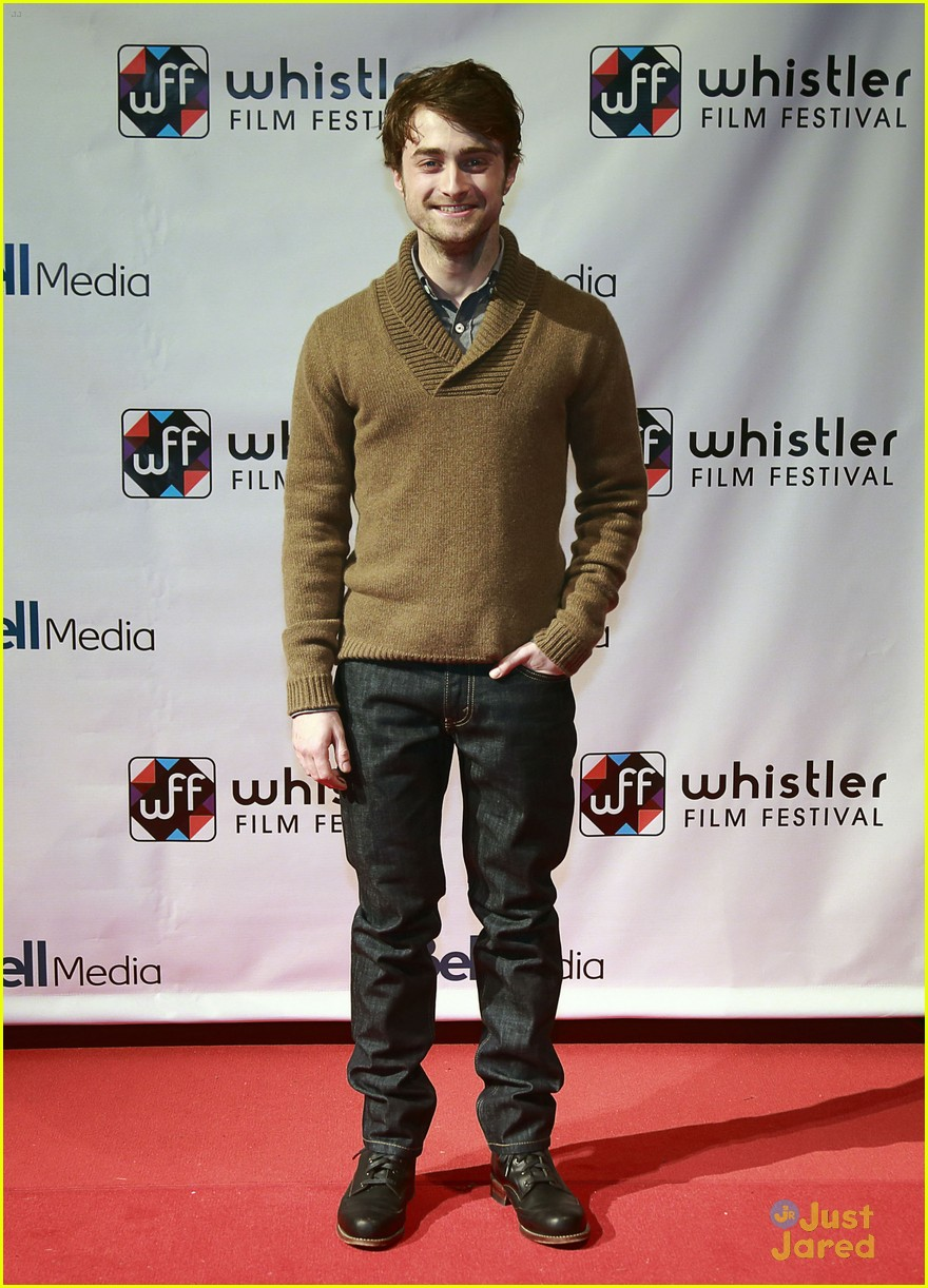 daniel radcliffe whistler film fest 09
