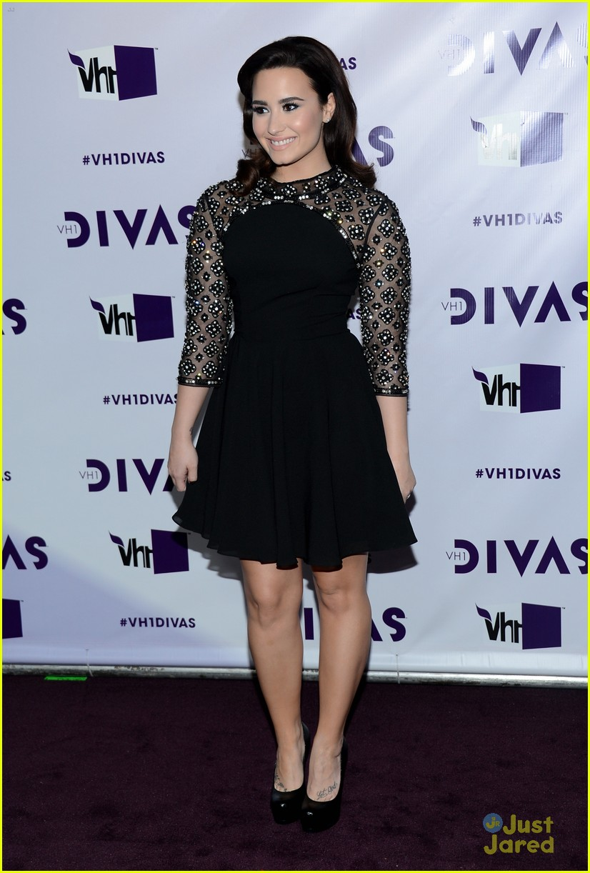 demi lovato vh1 divas 11