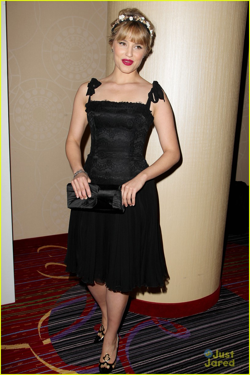 dianna agron ripple hope awards 02