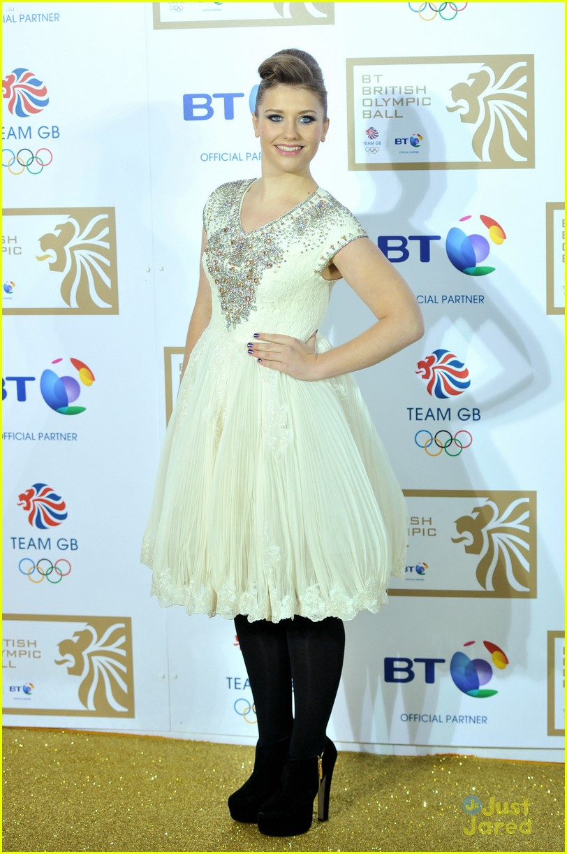 ella henderson british olympic ball 07