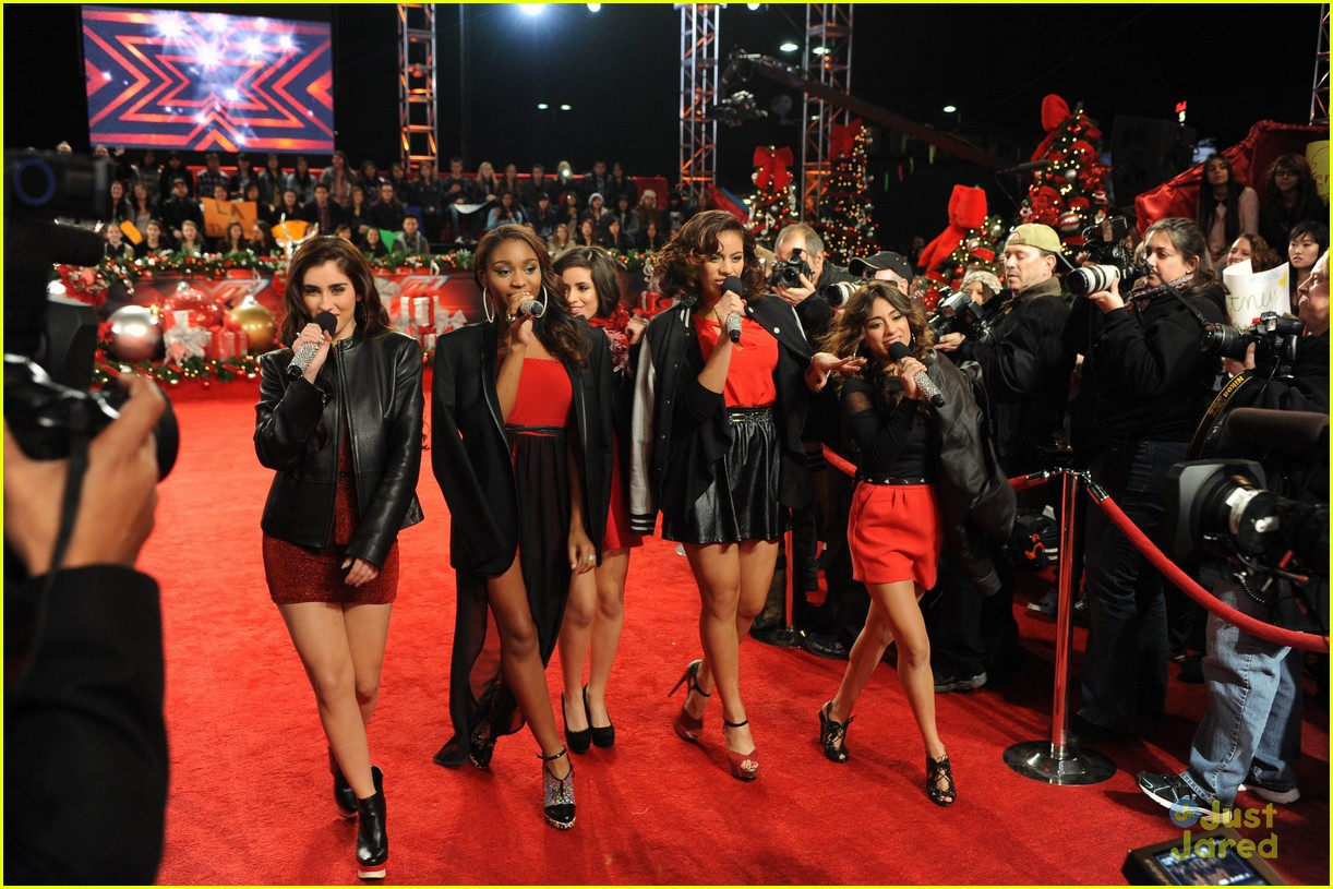 fifth harmony third place x factor 03