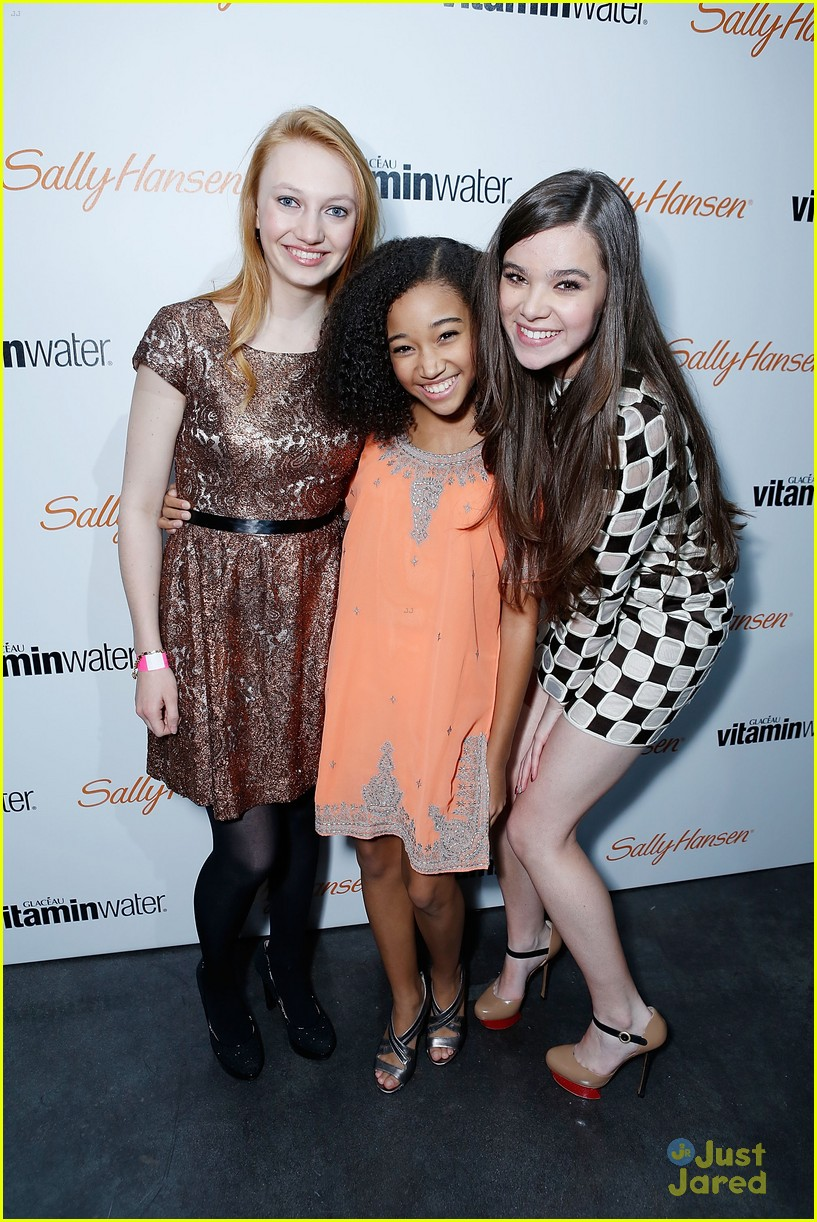hailee steinfeld sweet 16 party 32
