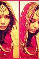 Hudgens-instagrams vanessa hudgens joins instagram meditates like ravi shankar 02