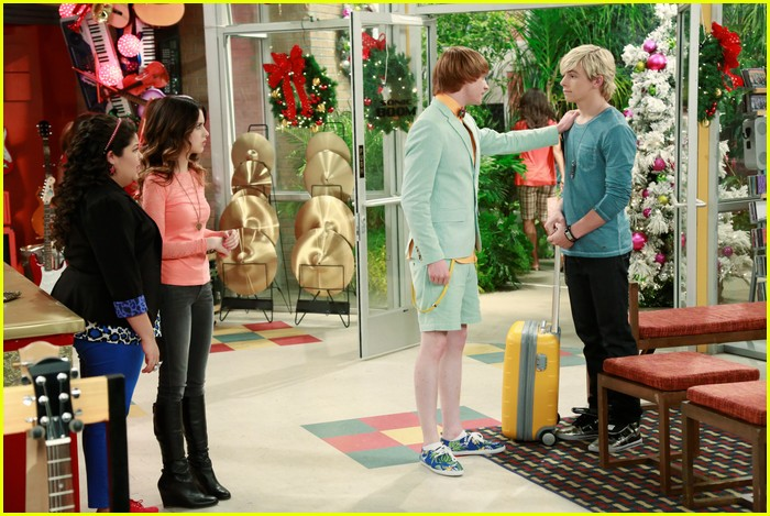 jessie austin ally crossover stills 22